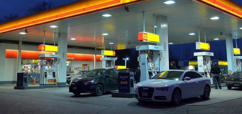Tankstellen und Convenience Stores