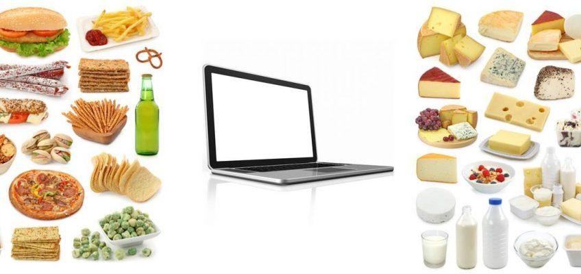 Nahrungsmittel online bestellen