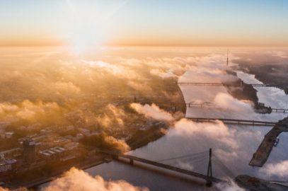 Mit der Drohne zum Ziel? Die Urban Air Mobility-Initiative