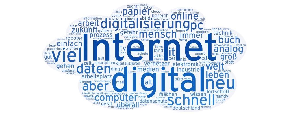 Was bedeutet die Digitalisierung für den Menschen?