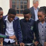 Dialego engagiert sich in der Partnerstadt Kapstadt