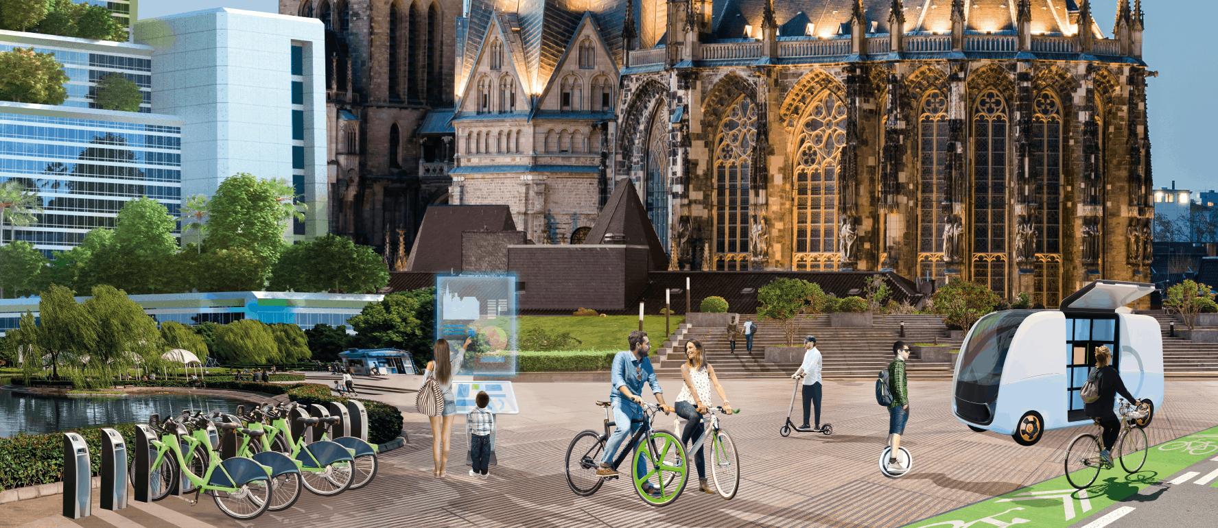 Gemeinsam die Mobilität der Zukunft gestalten