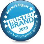 Vertrauenswürdigste Marken der Deutschen 2019