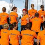 Leinen los - Das Dialego-Team segelt