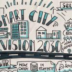 Die Zukunft der Städte entwerfen - Smart City