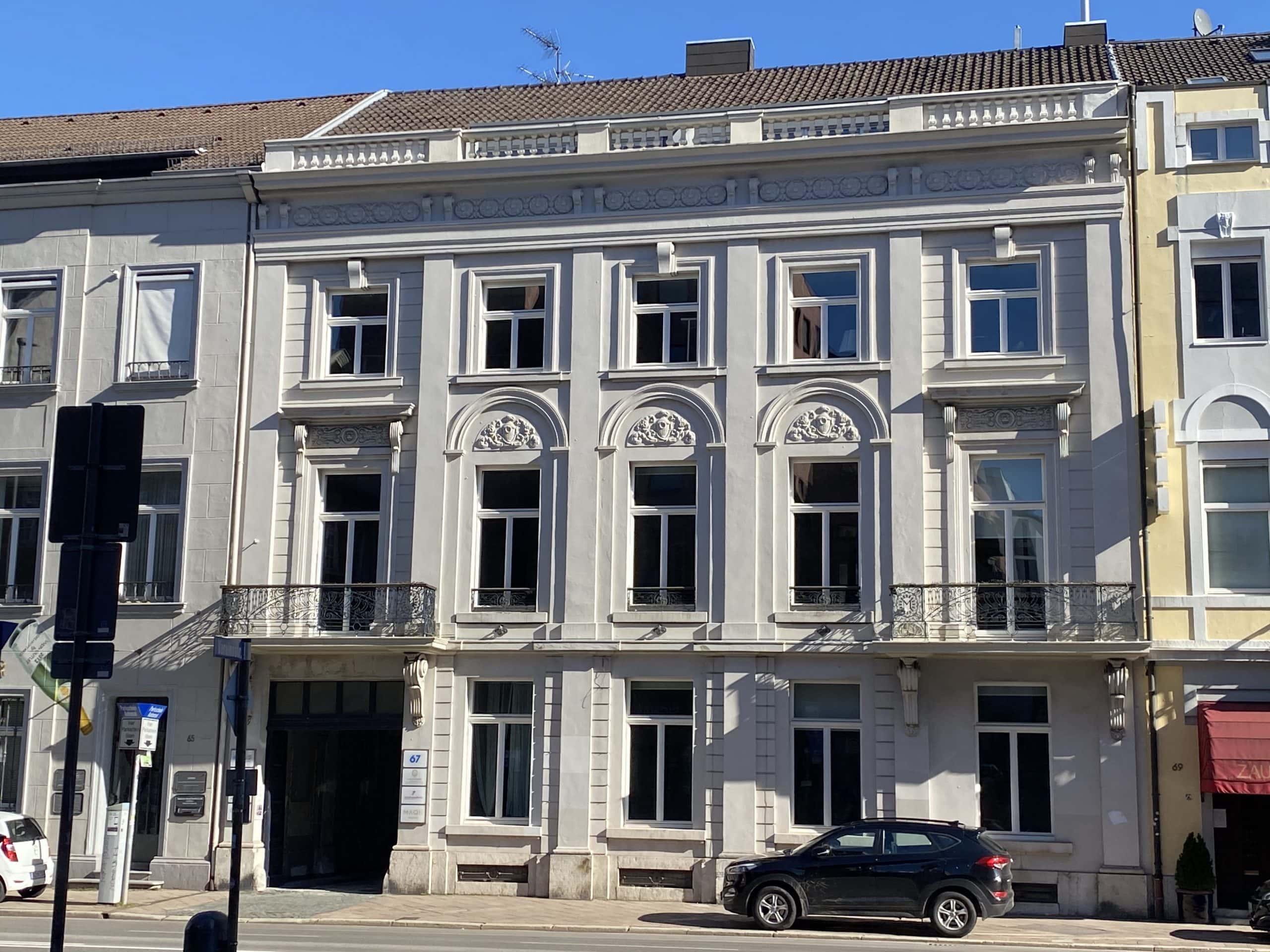 Haus Matthéy in Aachen